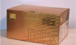 I'm looking for a Nikon D2X empty box, inner camera liner and the accessories box included inside (see photos for details). I will offer a fair price depending on the condition of the box, inner liner and accessories box. English D2X user manual a bonus!!
