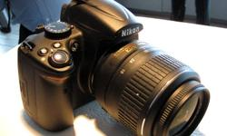Hello, I'm selling my Nikon D5000 for 450.00 Firm. I'm including a camera bag, 8GB memory card, Lens filter. This camera is awesome and just like new. I no longer need a camera because, I haven't used it for 6 months. Brandon