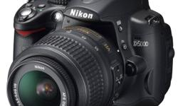 Nikon D5000 DSLR Camera Body ($500) Selling because I am upgrading to the Nikon D5100 - Excellent Condition - Original Packaging - Charger & Battery - USB cord - Body Cap - Audio/Video Cables - All Instruction Manuals - Lenses not included Pictures of