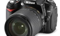 LAST PRICE IS 700 HUNDRED. SERIOUS BUYERS PLEASE! Amazing Camera, Nikon D90 is one of the best Cameras Nikon has ever made. I bought this camera from Future Shop. Camera is almost new, used in two different trips only. No scratches. Clean. you cant have