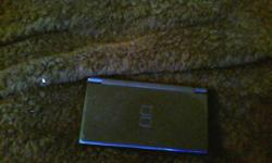 Hello I have a black Nintendo DS Light for sale. It is broken, but still works. The right half of the screen comes off it's a simple fix that wont cost much. It comes with 5 games : Nintendogs Dalmation Mario & Luigi Bowsers inside story Midnight Club
