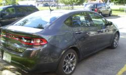 Make Dodge Model Dart Year 2014 Colour grey kms 38000 Trans Automatic This has pretty much all except navagition