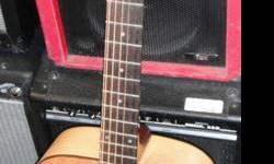 Original NORMAN B50-12 ACOUSTIC 12 STRING.  This is made of Maple and has a Rosewood neck and fret board. The neck is bolted on, which the company was famous for.  This was recently restrung and set up at Bud's Music Center here in town and a hard shell