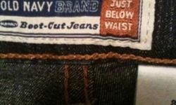 Size 8 boot cut jeans This ad was posted with the Kijiji Classifieds app.