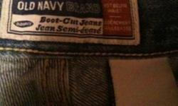 Boot cut jeans size 10 This ad was posted with the Kijiji Classifieds app.