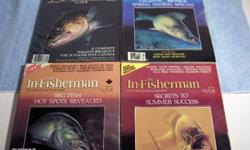 """""""The In-Fisherman: The Journal of Freshwater Fishing""""   This is a lot of 23 back issues of The In-Fisherman magazine from years 1987 - 1988, 1992 - 1994.  These old magazines have been read but are in very good condition, no ripped pages, etc.  This"""