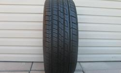 ONE (1) COOPER CS5 ULTRA TOURING TIRE SIZE /245/50/20/ ALL SEASON, EXCELLENT TREAD REMAINING, HAS ONE PATCH, ASKING $50 ( NO E-MAILS ) CALL (613)882-4075