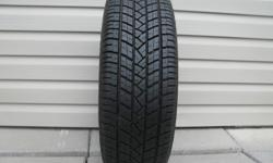 ONE (1) GOODYEAR EAGLE HP TIRE SIZE /185/60/14/ ALL SEASON, VERY GOOD SHAPE ASKING $30 (613)882-4075