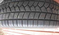 """I have for sale a """"as new"""" 225/60/16 General XP2000 tire. This tire was a spare on a 2005 Ford Crown Victoria Police Interceptor and was probably never used. It will fit many other cars and vans. It is rated as a """"V"""" tire (240KPH or 149MPH)."""