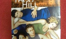 One Tree Hill Season 1 on DVD, item #143111-18. Price of $11 includes all taxes. Please refer to inventory #143111-18 when inquiring. We also have more items for sale at The Bay Street Broker located on the corner of Bay and Government