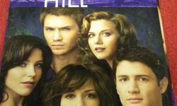 One Tree Hill Season 5 on DVD, item #143111-22. Price of $11 includes all taxes. Please refer to inventory #143111-22 when inquiring. We also have more items for sale at The Bay Street Broker located on the corner of Bay and Government