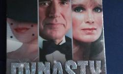 First Season of original TV Series Dynasty,, unopened. 10.00