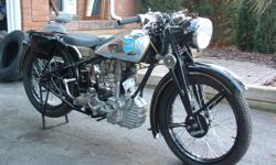FOR SALE:   Original NSU OSL 251 Year 1950 Oct. with original papers from Germany   To 90 % restored, every little part was taken apart. Newly repainted and chromed in Europe.   Some little jobs should be done, like clutch bowden.   The brand new exhaust