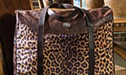 Abacus Furniture has everything you need for your vacation home including these great overnight bags to help you get there! These bags are made in the USA and feature genuine leather. They are fashionable, functional and on SALE for the holidays.   Come