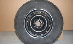 Used 2 seasons.  Will fit Dodge Nitro or Jeep Liberty Rim# 5433 5 bolt- 650 JX16   Set of 4 for $300.00 obo Call Ron @ 7054762705 x 4525