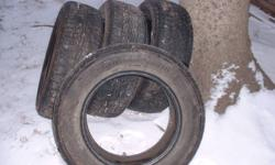 3 Bridgestone Duellers  with 65%+ Tread. Will throw in the 4th for Spare. $30.00 Each OBO.