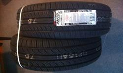 one PAIR of yokohama AVID TOURING S 215/70R15 tires never used, vehicle died before installing them 150.00 for both.  Retail for $165.87 each, save $$$, fit many SUV's/VANs.  GREAT DEAL call Brodie for more info/pictures or to come check them out.