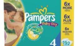Limited stock Pampers Diapers size 4 - 192 per box Size 3 - 223 per box Core Liquidations 4 alliance Blvd unit 1c rear Open Wednesday 10-6 Or call to arrange pick up 705-999-7240 This ad was posted with the Kijiji Classifieds app.
