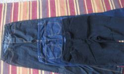 size S-M ,like new.the first two are soft denom.the black one is velvet.you may make me an offer.