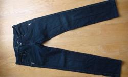 """New Parasuco jean pants size 30, lenght 33"""" - skinny jeans.  Worn once.  Original price $100.00. Please contact me if interested.  Thank you."""