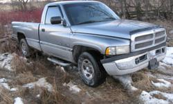 Parting out 94 Dodge Pickup. 2 wheel drive. Call with your needs and pricing. 705-875-7531