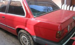 What's left of the car: ONLY WHAT IS MENTIONED IS LEFT - INTERIOR GONE Right fender -minor damage due to door not opening - 50.00 Both doors with glass and motors -tinted - 150.00ea - drivers door sold!! rust free! Hood -minor surface rust underneath -
