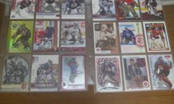 Lot of 21 Patrick Roy hockey cards mint condition! $20