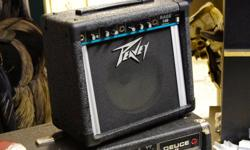Rage 158, 15 watt amp. Very portable, small package but big sound, 2 channel, excellent condition, $75,