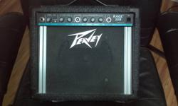 Peavey Rage 108 for sale. great condition. lightly used. $45 email call or text 403-550-3658