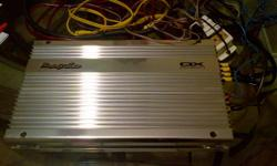 Phoenix Gold Amp QX2350 for sale wire kit included excellent condition $150 obo please contact for information