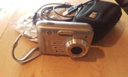 Photosmart Digital Camera M637 Includes: Camera Memory Card Cable CD