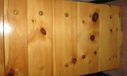 Pine dresser great for kids room Contact Heather