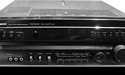 Had it for a while since new. Changed my system to newer technology.Model is Pioneer VSX-D606S All works. Great sound for music and movies. Good price.