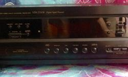Pioneer VSX-D308 Digital Signal Processor. 4 channel output. About 10 years old, but has not been used in 5 years. Very good condition.