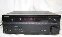 For audio enthusiasts, the receiver comes loaded with Surround Sound technologies, including Dolby® Digital EX, DTS-ES®, Dolby Pro-Logic IIx, and DTS 96/24 decoders. It also features a new FreescaleTM 180 MIP Digital Signal Processor DSP to provide