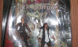 i have a new pirates figurine set for sale its 29.99+tax in stores asking  20$