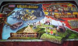 In excellent condition. No pieces are missing.