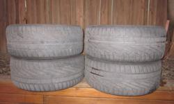 PIRELLI 255/40 R19 100V M+S SOTTOZERO W 240 THREAD ON ALL TIRES 8/32 USED FOR MERCEDES EXCELLENT CONDITION SET OF 4 TIRES FOR $350 CALL 416.671.6325