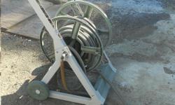 For sale: plastic hose holder Asking $30.00 Phone 705-946-2335 for more information