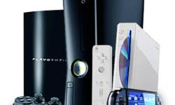 We repair and upgraded all kinds of gaming consoles namely, PS3, Xbox 360, Wii, and PSP. Most gaming consoles are very delicate in design and require care for proper operation. All repairs are done by professional Electronic Engineers who have been in the