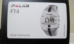 In great condition. Paid just over $200 about 2 yrs ago. Still showing as $200 on Amazon https://www.amazon.ca/Polar-Heart-Rate-Monitor-Monitors/dp/B00WC54QC4/ref=sr_1_14?ie=UTF8&qid=1468463162&sr=8-14&keywords=polar+ft4+watch