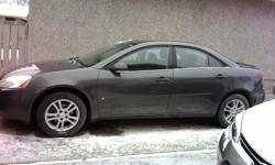 Make Pontiac Year 2006 Trans Automatic 4 door