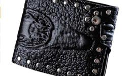 Premium Men Business Purse 3 Fold Crcodile Style Heavy Duty Type 1 $17.7 -Gender: Men -3-fold Design for most what you need -Material: PU leather -Pattern: Crocodile Pattern -Style: Fashion bag Clutch handbag wallet. -Open Method: Hasp -Size: