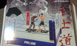 Pride FC Playset for PrideFC / UFC MMA Figures 20 x 3 x 20 inches, Jakks Pacific New in box