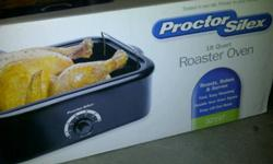 Proctor Silex Roaster Oven 18 Quart (Brand New in Box / Never Used) - $30