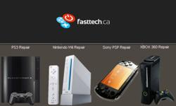 Fasttech http://www.fasttech.ca Phone: (647)289-9135 Address: 2542 Argyle Road, Mississauga (Please Call for Appointment) Business Hours: 9AM to 8PM 7 Days a Week  PlayStation 3 Repair Service · Yellow Light of Death (YLOD) / Blinking Red Light = $65 · No