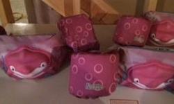 Pink puddle jumper