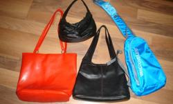 I have 8 bags/purses for sale. $5 each. See attached photos.