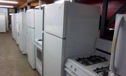 Quality Used *Fridges *Stoves *Washers *Dryers* 1 Year Warranty  * Free Local Delivery   QUALITY PRODUCTS AND SERVICE BARRIE DISCOUNT FURNITURE & APPLIANCES 110 LITTLE AVE UNIT 10 705-737-2401 CORNER OF  BAYVIEW AND LITTLE