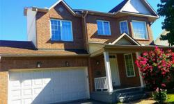 # Bath 3 MLS 1123837 # Bed 4 Quick/flexible closing available! Perfect Minto family home on pie shaped lot in Barrhaven. Nice flow and family space on main floor, with large kitchen with granite counters overlooking family room and large rear yard. Smooth